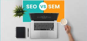 Grapevine Communications Blog: SEO vs SEM, What's The Difference?