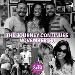 Grapevine Communications Case Study Open Arms Surrogacy Web Banner #4