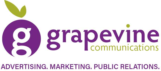 Grapevine Communications Advertising Marketing Communications Color Logo