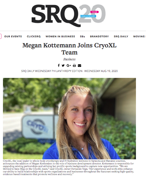 SRQ Magazine Article Preview